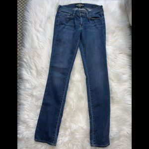 Lucky Charlie Straight Jeans